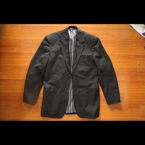 Men's Perry Ellis black blazer
